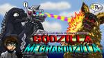 Brandon's Cult Movies: Godzilla vs MechaGodzilla