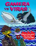 MST3K: Gamera vs Viras Poster - March 2019 by Enshohma