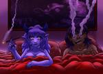 Death by Mistress Mephistia - May 2019 by Enshohma