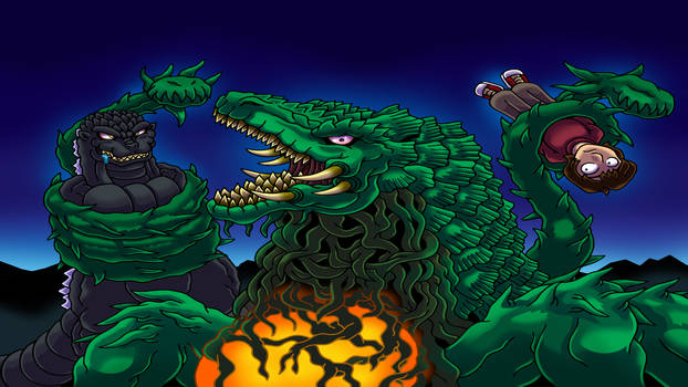 Brandon Cult Movies: Godzilla vs. Biollante