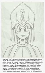 Eyewitness Sketch - July 2019