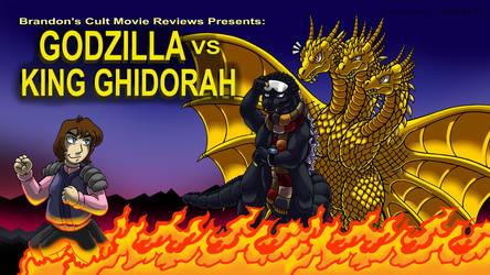 Brandon Tenold: Godzilla vs. King Ghidorah