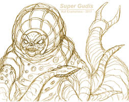 Super Gudis Sketch - 2011