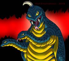 Snake King - KaiJune 2020