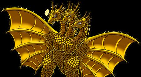 King Ghidorah - KaiJune 2020