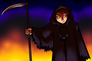 Grim Brandon the Reaper Tenold - February 2021