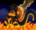 Burning Godzilla - December 2020