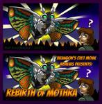Brandon's Reviews: Rebirth of Mothra - May 2021