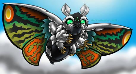 Mothra Leo - June 2021