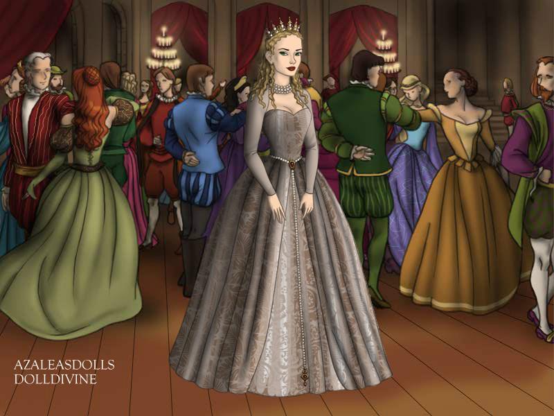 The princess Andreea Gabriela by pispispis