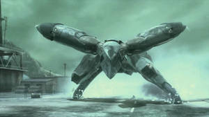 METAL GEAR RAY ATTACK by bowden911