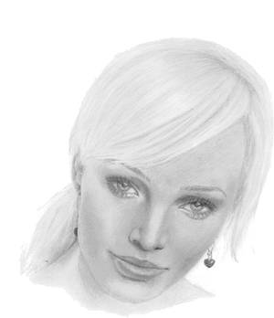 Anne P - Danish Model