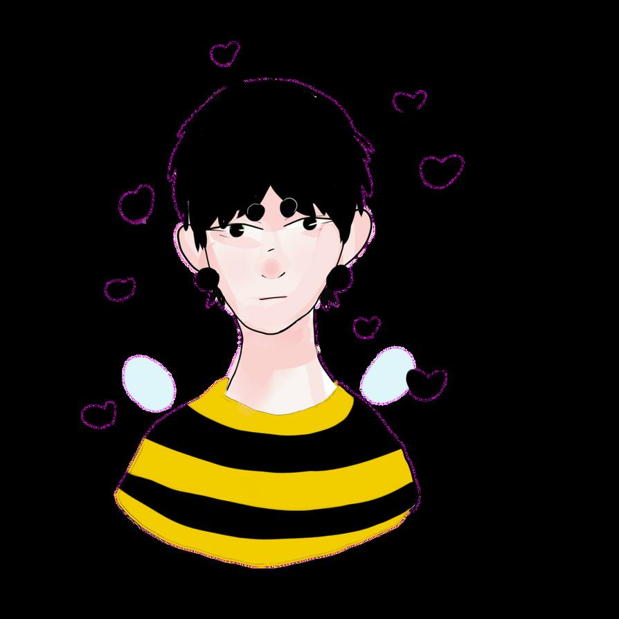 bee boy aka sollux because i like dying by sun-sheep