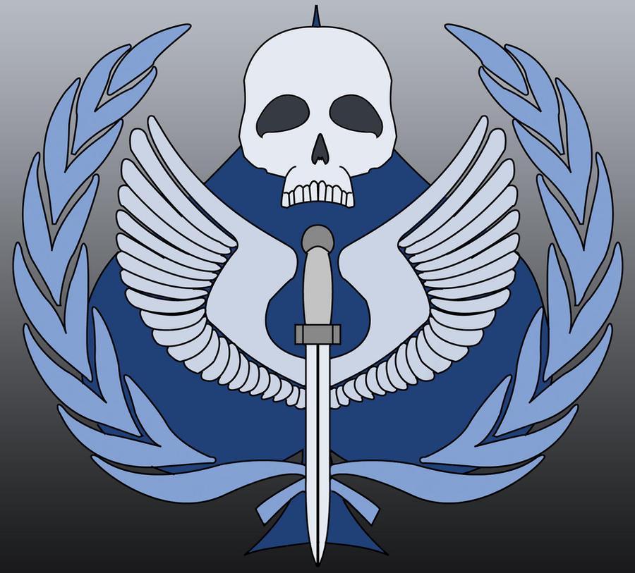 Task Force 141 Cleaner Emblem