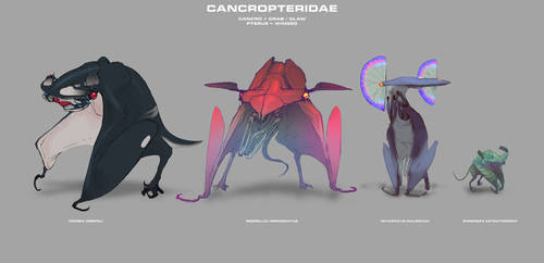 Cancropterids