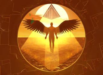 Sun God by hidden-temple