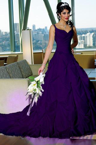 My Wedding Dress by brokenrose289