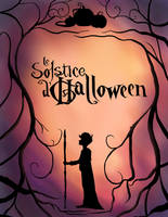 The Halloween Solstice Cover by Percevanche