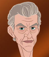 12th Doctor - Final Concept by Percevanche