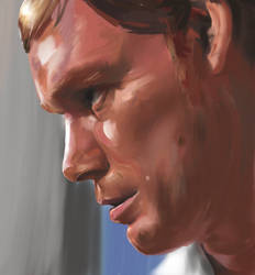 Dexter speedpaint 1 by aquadrop