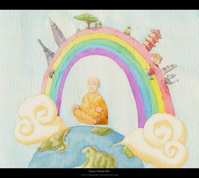 Zen Rainbow