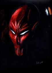 Black demon by aquadrop