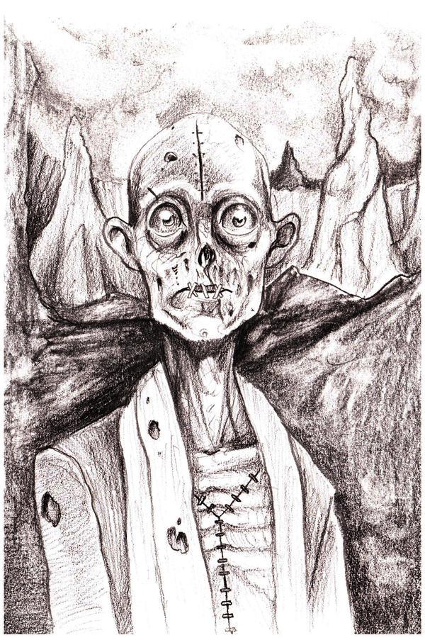 Left for dead by GTT-ART