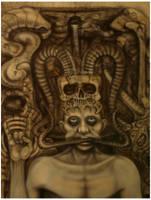Unholy ghost wip by GTT-ART