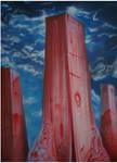 Flesh towers