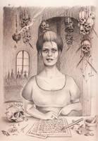 Wicked witch by GTT-ART