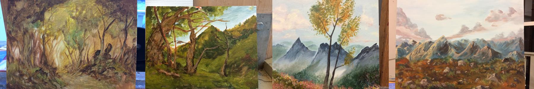 Landscape compilation by GTT-ART
