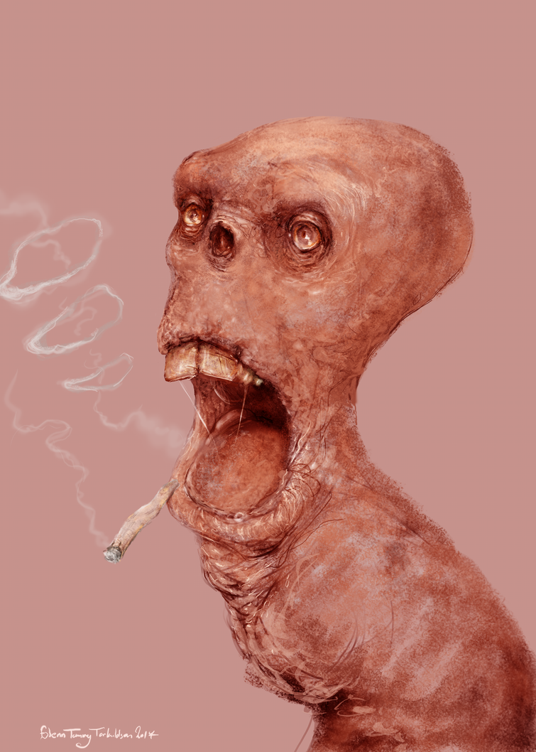 Smoker by GTT-ART