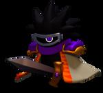 (Cycles) Dark Matter - Smash Ultimate fan render