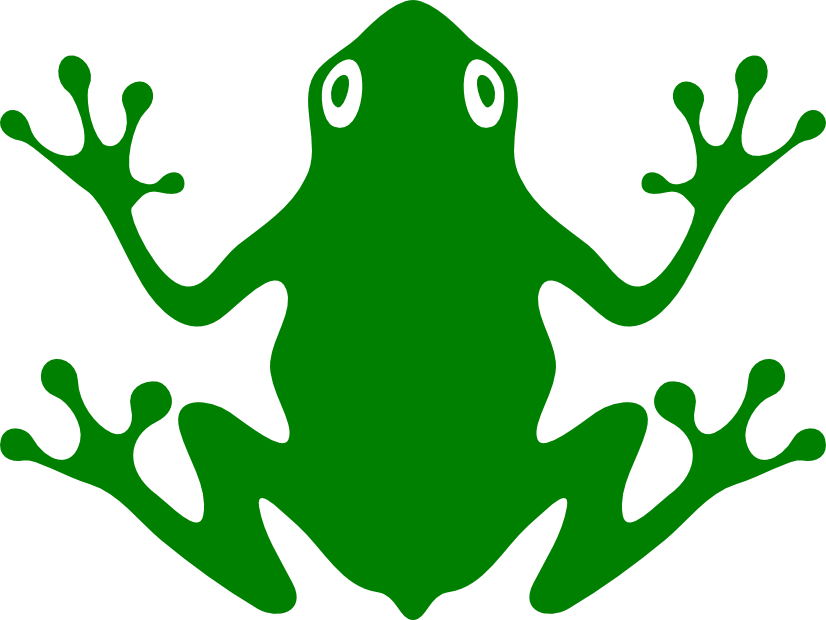 simple vector frog stock by enon013 on deviantart rh enon013 deviantart com