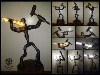 Javelin.Hammer.Pipe.Light by RomeoKumar