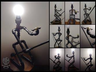Harry.Potter.Pipe.Lamp by RomeoKumar