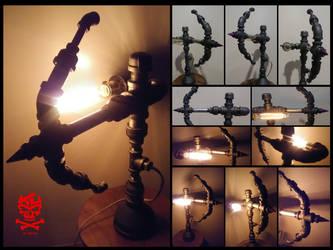 Archer.Pipe.Lamp by RomeoKumar