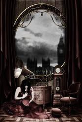 A Steampunk Valentines by RenatoSs
