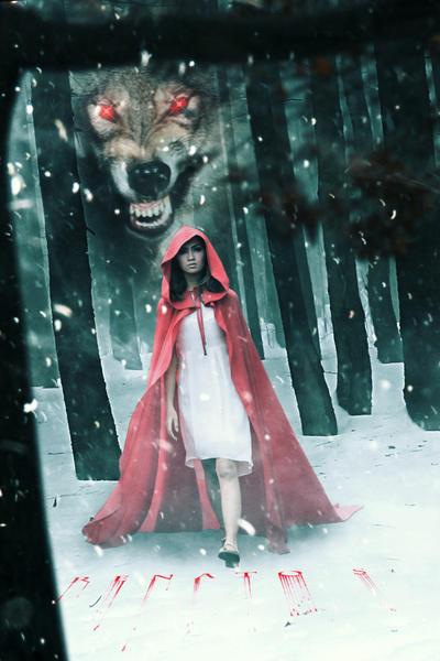 Red Winter by RenatoSs