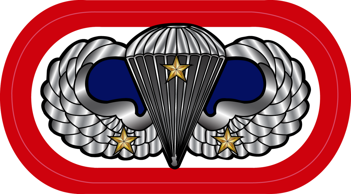 Army Th Division Insignia Embroidery Design