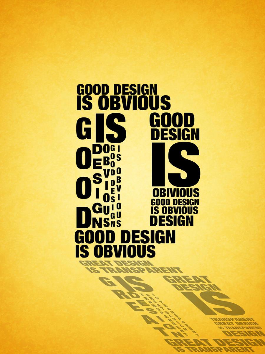 Good Design Great Design By Toukichiro Reborn On Deviantart