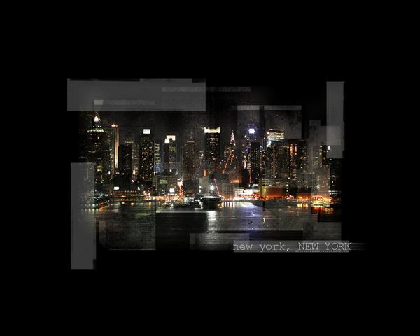 Pics Of New York Skyline. images new york skyline black