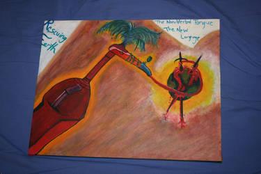 The Bird of Hope by CreativEnergy