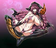 Witch by QAZIERU