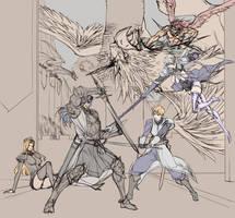 Tactics Ogre-PSP by QAZIERU