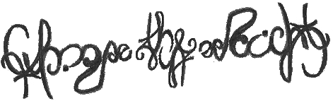 Choose the Right Ambigram by Wowey