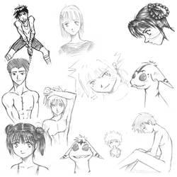 Sketches - Jam