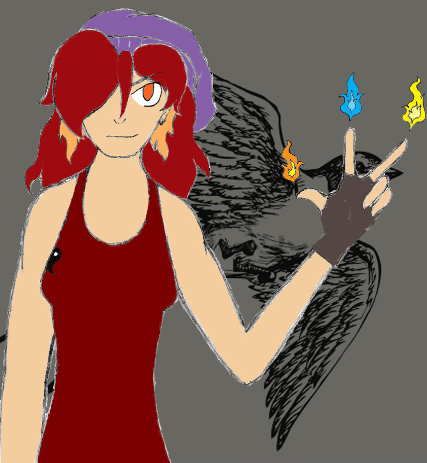 Swallow_of_Fire8091 OC (OLD) by Swallow-of-Fire8091