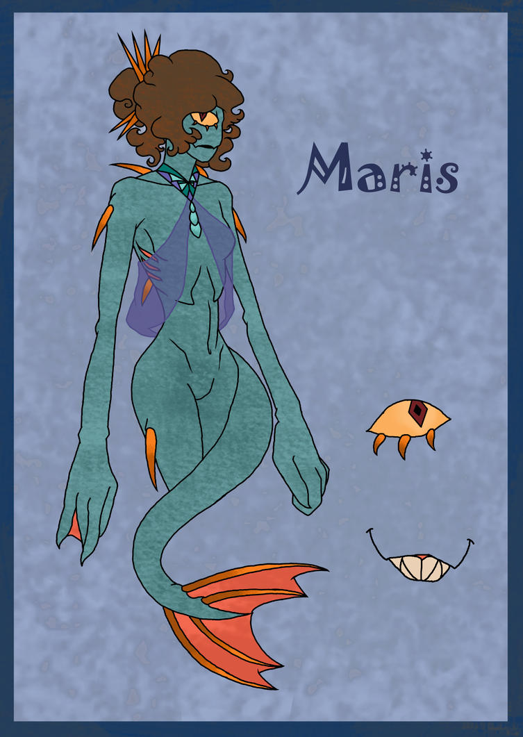Maris by Swallow-of-Fire8091