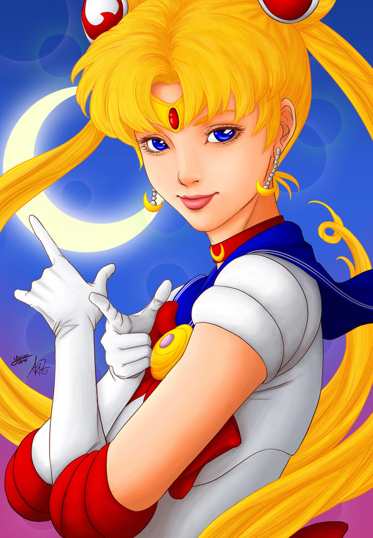 Sailor Moon - Contest by Artgerm by yousam
